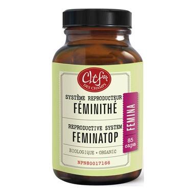 Clef Des Champs Organic Feminatop Capsules