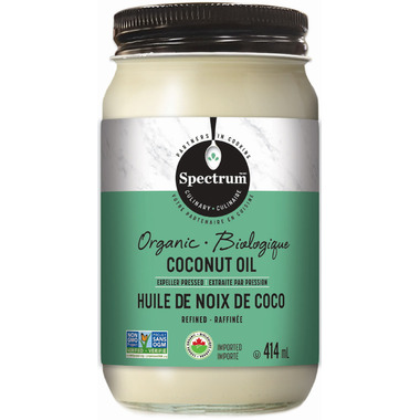 Spectrum Organic Refined Coconut Oil