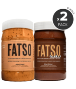Fatso High Performance Peanut Butter Bundle