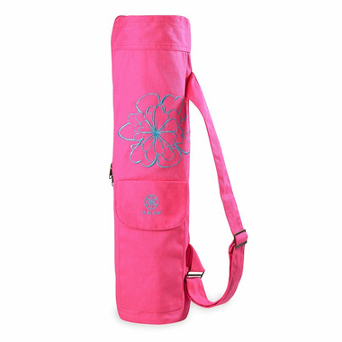 Gaiam Yoga Mat Bag Flower Burst