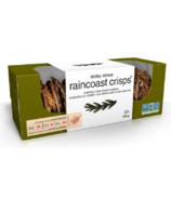 Lesley Stowe Fine Foods Raincoast Crisps Rosemary Raisin Pecan Crisps