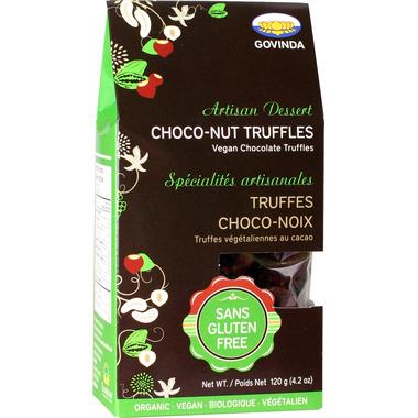 Govinda Artisan Dessert Choco-Nut Truffles