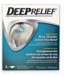 Deep Relief Dual Action Neck, Shoulder & Back Pain Relief