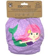 ZOOCCHINI Baby/Toddler One Size Reusable Diaper w/ Marietta the Mermaid