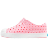 Native Jefferson Gloss Child Princess Pink & Shell White
