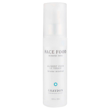 Graydon Face Food Mineral Mist