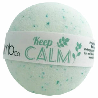The Bath Bomb Company Keep Calm Bath Bomb