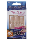 Broadway Nails Real Life Toe Nails