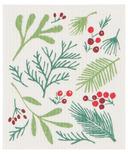 Now Designs Swedish Dishcloth Bough & Berry