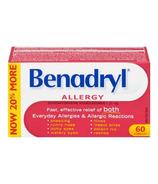 Benadryl Caplet 25mg
