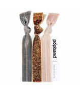Popbands Essentials Brandy Snap Hair Ties