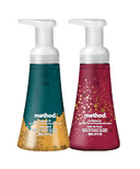 Method Foaming Hand Wash Frosted Fir and Hollyberry
