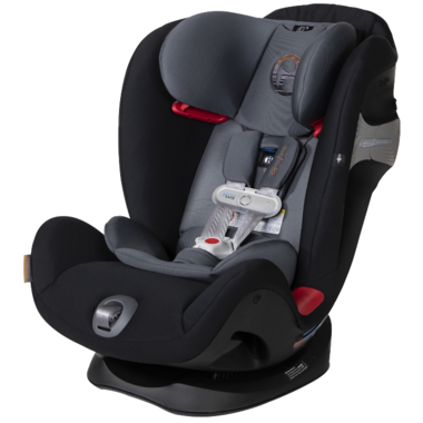 Cybex Eternis Car Seat S Sensor Safe Pepper Black