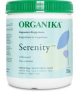 Organika Serenity Magnesium Bisglycinate Unflavoured
