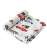 Little Unicorn Cotton Muslin Swaddle Holiday Haul