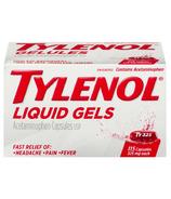 Tylenol Liquid Gels