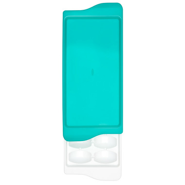 OXO Tot Baby Food Freezer Tray Teal