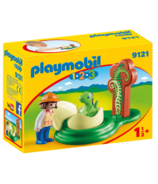 Playmobil Girl with Dino Egg