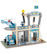 Hape Metro Police Department Playset