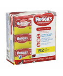 Huggies Simply Clean Fragrance-Free Baby Wipes 3 Pack