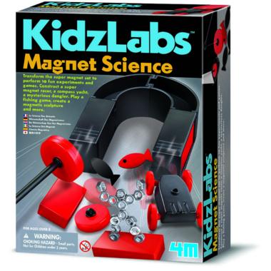 4M Kids Labs Magnet Science