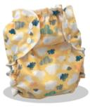 AppleCheeks Why So Cirrus Diaper Cover