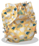 AppleCheeks Why So Cirrus Diaper Cover