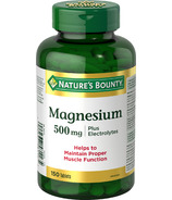 Nature's Bounty Magnesium Plus Electrolytes
