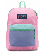 Jansport Exposed Backpack Prism Pink Cascade 25L