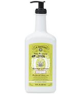 J.R. Watkins Aloe & Thé vert Lotion hydratante quotidienne