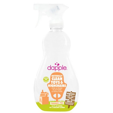 Dapple Fragrance-Free Toy & High Chair Cleaner Spray