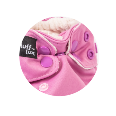 Funky Fluff Newborn Diaper System La Vie En Rose