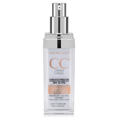 Marcelle CC Cream with SPF 35