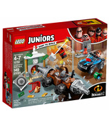 LEGO Juniors Incredibles 2 Underminer Bank Heist
