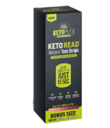 Nuvocare KetoRead Ketone Test Strips