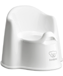 BabyBjorn Potty Chair White