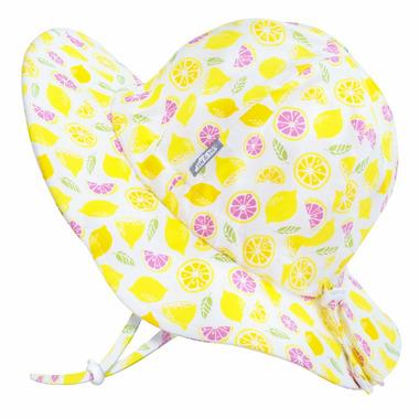 Jan & Jul Lemons Cotton Floppy Hat
