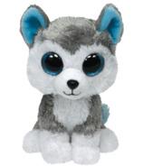 Ty Beanie Boo's Slush The Husky Dog