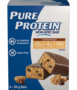 Pure Protein Cookie Dough Non-GMO bar