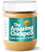 The Amazing Chickpea Spread Creamy Peanut Butter