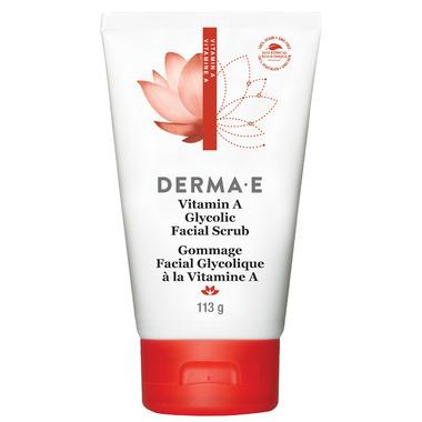 Derma E Vitamin A Glycolic Facial Scrub
