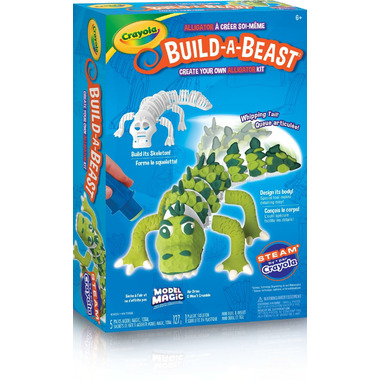 Crayola Build-A-Beast Alligator