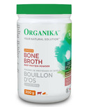 Organika Beef Bone Broth Protein Powder Ginger