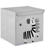 Potwells Storage Box Zebra