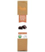 Amella Organic Vegan Dark Chocolate Caramels Cold Brew Coffee