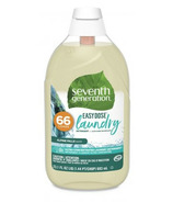 Seventh Generation EasyDose Concentrated Laundry Detergent Alpine Falls