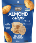 Hippie Snacks Almond Crisps Sea salt