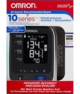 Omron Serie 10 Blood Pressure Monitor Bluetooth Smart BP786