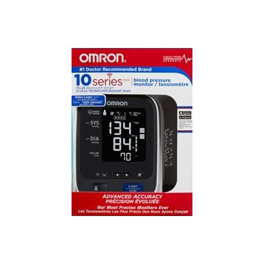 Omron Serie 10 Blood Pressure Monitor Bluetooth Smart BP786