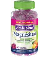 Vitafusion Magnesium Gummy Supplements for Adults